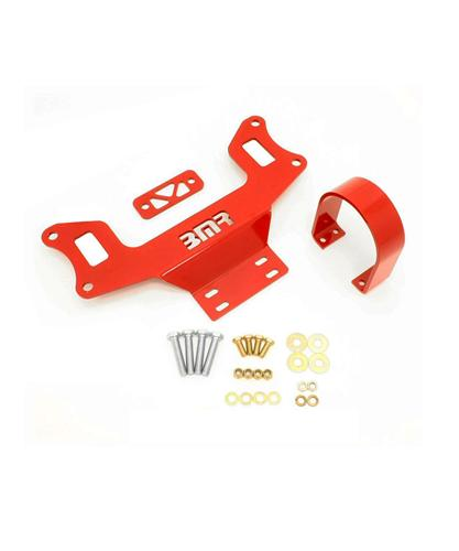 BMR Mustang Driveshaft Safety Loop Red (11-14) GT DSL017R - BMR Mustang Driveshaft Safety Loop Red (11-14) GT DSL017R