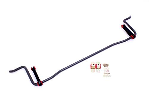 "BMR Mustang 7/8"" Rear Sway Bar Black Hammertone (05-14) SB023B - Picture of BMR Mustang 7/8"" Rear Sway Bar Black Hammertone (05-14) SB023B"
