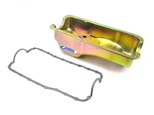 Canton Mustang Drag Race Oil Pan Kit Stock Appearing (79-95) 5.0