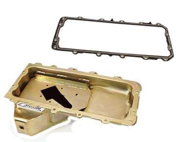 Canton Mustang T-Sump Street/Strip Oil Pan Kit (96-04) 4.6 5.4