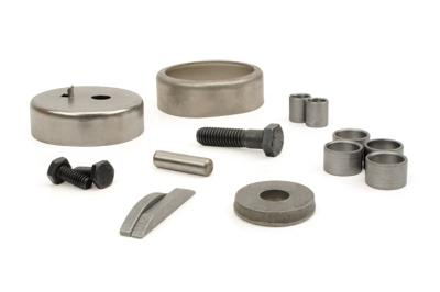 Mustang Engine Finishing Hardware Kit for Carbureted 5.0L (79-95)