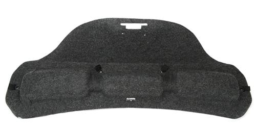 Mustang Trunk Lid Detail Corral (99-04) - Picture of Mustang Trunk Lid Detail Corral (99-04)