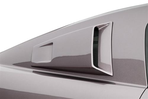 Cervini's Mustang C-Series Quarter Window Scoops (05-09) 4305
