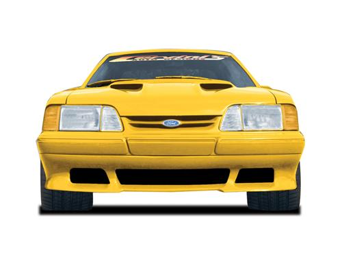 Cervini Mustang Saleen Front Air Dam (87-90)