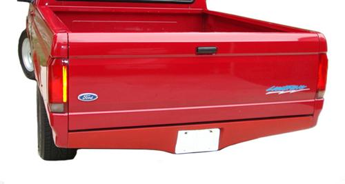 F-150 SVT Lightning Fiberglass Rear Roll Pan (93-95)