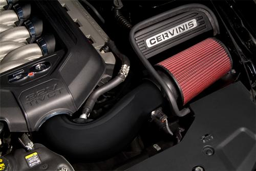 Cervini Mustang Cold Air Intake/Ram Air Kit (11-14) GT 5.0 8061 - Cervini Mustang Cold Air Intake/Ram Air Kit (11-14) GT 5.0 8061
