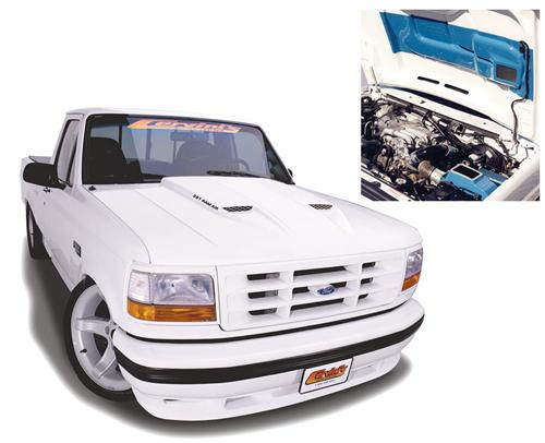 SVT Lightning Fiberglass Hood with Ram Air Kit (93-95)