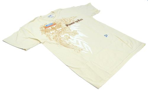 Powered By Ford T-Shirt, X-Large Tan