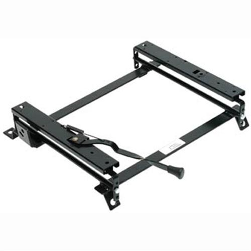 Corbeau Mustang Seat Track, Single Locking Slider (79-98) - Picture of Corbeau Mustang Seat Track, Single Locking Slider (79-98)