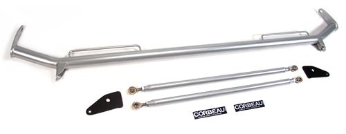 Corbeau Mustang Harness Bar (79-93)