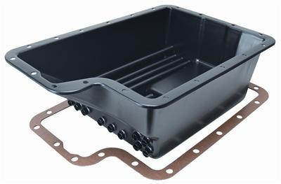 SVT Lightning Deep Transmission Cooling Pan & Filter (93-04) E4od4r100