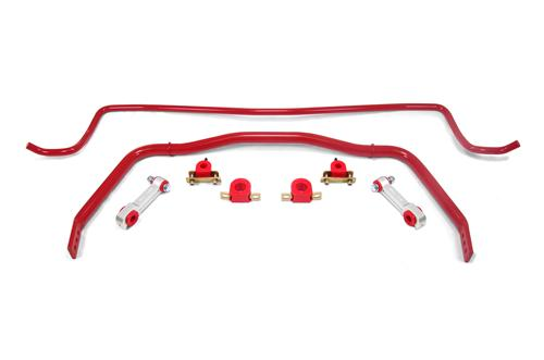 Eibach Mustang Anti-Roll Sway Bar Kit Red (05-10)