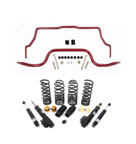 Eibach Mustang Pro-System Plus Suspension Kit (79-93) Coupe Hatchback