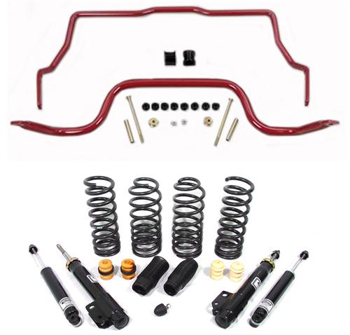 Eibach Mustang Pro-System Plus Suspension Kit (94-04) Convertible
