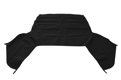 Electron Top Mustang Convertible Top Black (83-90)