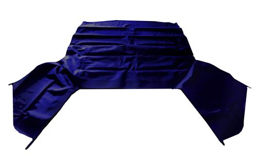 Electron Top Mustang Convertible Top Blue (83-90)