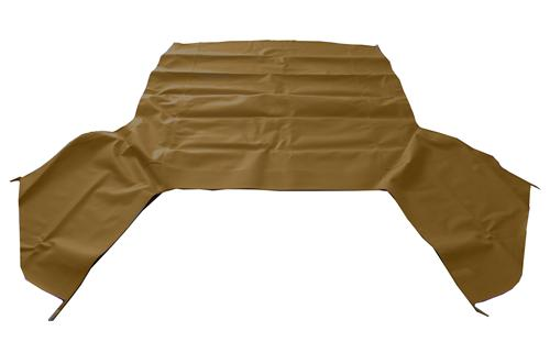 Electron Top Mustang Convertible Top Tan (83-90)