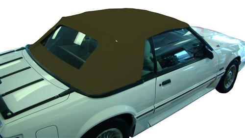 Electron Top Mustang Convertible Top Tan (91-93)