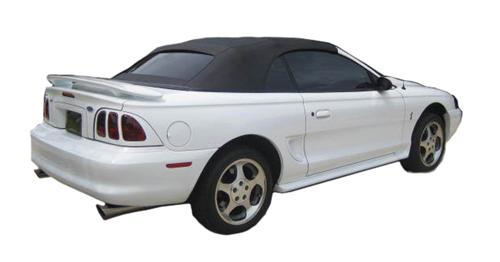 Electron Top Mustang Convertible Top Black (94-95)