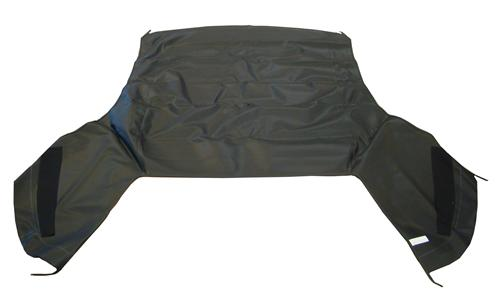 Electron Top Mustang Convertible Top Black (01-04)