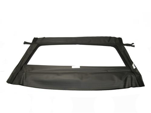 Mustang Convertible Black Glass Window (83-93)