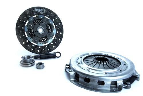 "Exedy Mustang Stage 1 10.5"" Clutch Kit 10 Tooth (86-00) - Picture of Exedy Mustang Stage 1 10.5"" Clutch Kit 10 Tooth (86-00)"