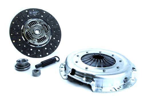 1996-04 Mustang Exedy Stage 2 11'' Clutch Kit   - Picture of 1996-04 Mustang Exedy Stage 2 11'' Clutch Kit