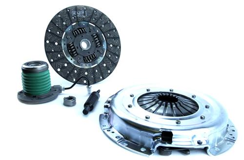 "Exedy Mustang Stage 2 11"" Clutch Kit 26 Tooth (05-10) - Picture of Exedy Mustang Stage 2 11"" Clutch Kit 26 Tooth (05-10)"