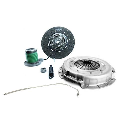 Exedy Mustang Mach 400 Stage 1 Clutch Kit 10 Spline (05-10) GT - Exedy Mustang Mach 400 Stage 1 Clutch Kit 10 Spline (05-10) GT