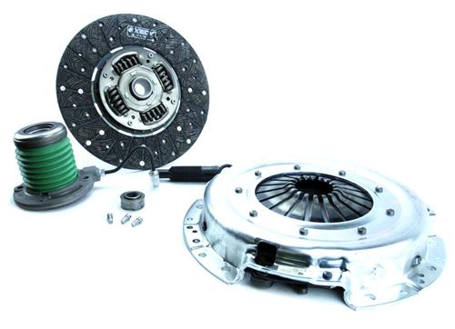 2011-14 Mustang Exedy Stage 2 11'' Clutch Kit   - Picture of 2011-14 Mustang Exedy Stage 2 11'' Clutch Kit