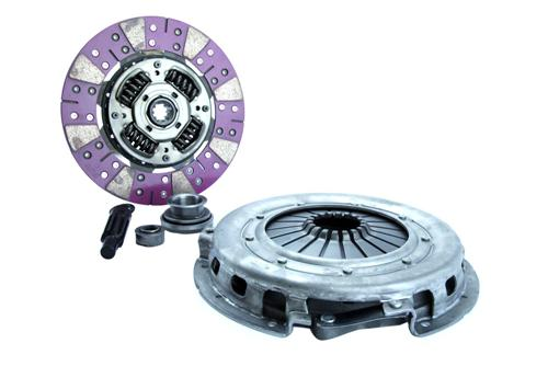 "Exedy Mustang Stage 2 10.5"" Clutch Kit 10 Tooth (86-00) - Picture of Exedy Mustang Stage 2 10.5"" Clutch Kit 10 Tooth (86-00)"