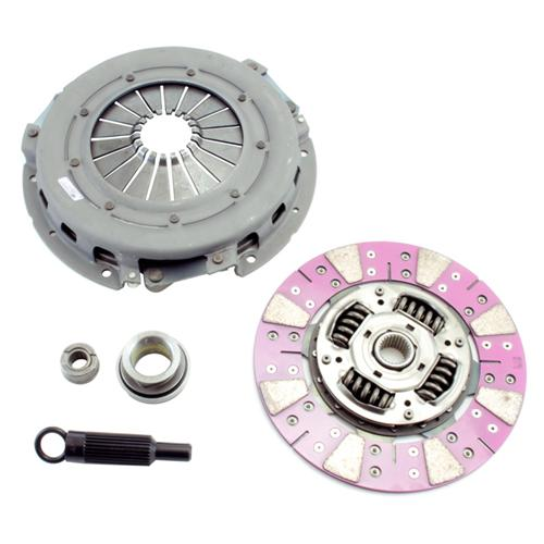 1986-00 Mustang Exedy Stage 2 10.5'' Clutch Kit 26-spline