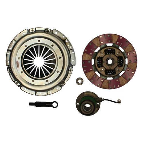 Exedy Mustang Mach 600 Stage 3 Clutch Kit 26 Spline (05-10) GT -Bullitt-Shelby - Exedy Mustang Mach 600 Stage 3 Clutch Kit 26 Spline (05-10) GT -Bullitt-Shelby
