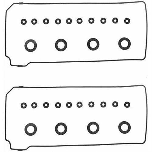 Mustang Valve Cover Gasket Set  with Bolt and Spark Plug Hole Grommets  (99-04)