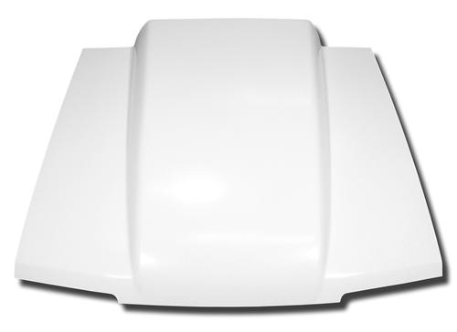 "Capri Fiberglass Cowl Induction Hood 2.5"" (79-86)"