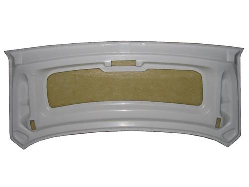 Mustang Bolt On Fiberglass Trunk Lid (79-93)