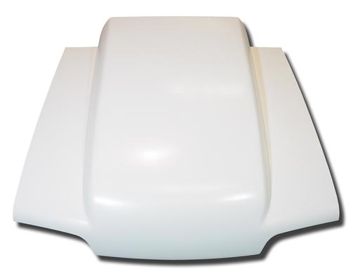 "Mustang Cowl Induction Hood 2"" (87-93)"