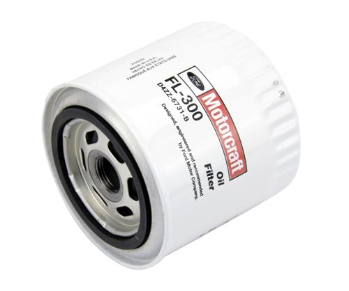 Mustang Fl300 Oil Filter (79-95) 5.0 5.8 - Picture of Mustang Fl300 Oil Filter (79-95) 5.0 5.8