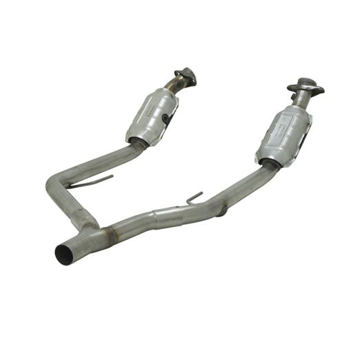 05-09 MUSTANG 4.0L V6 FLOWMASTER DIRECT FIT CATALYTIC MID-PIPE - 05-09 MUSTANG 4.0L V6 FLOWMASTER DIRECT FIT CATALYTIC MID-PIPE