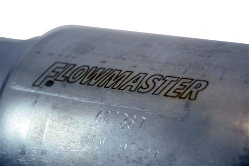 "Flowmaster Mustang 2.5"" Mini-Catalytic Converters"