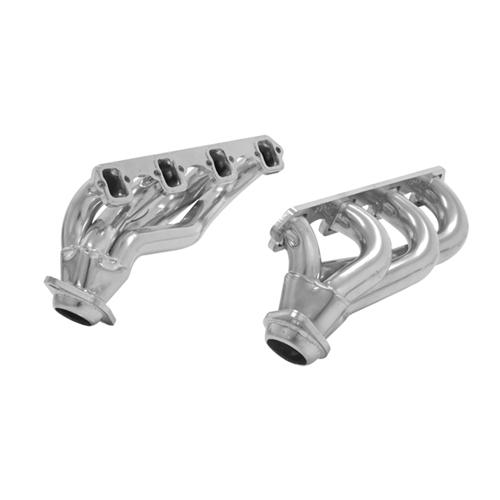 86-93 Mustang 5.0L Flowmaster Ceramic Coated Shorty Headers - 86-93 Mustang 5.0L Flowmaster Ceramic Coated Shorty Headers