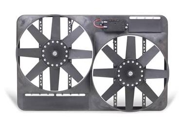 F-150 SVT Lightning Dual Electric Fan Kit (93-95)