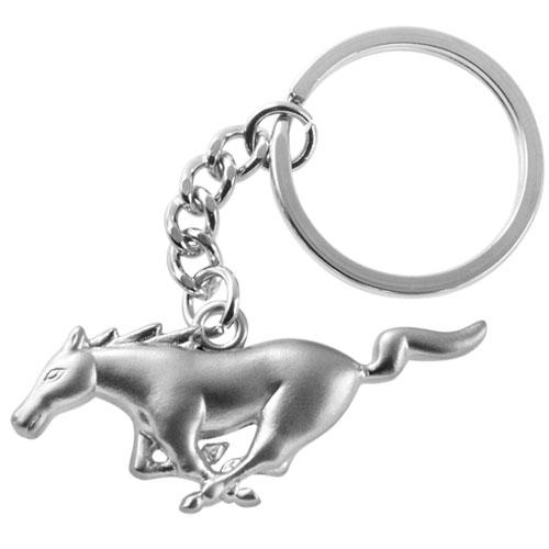 MUSTANG RUNNING PONY KEY CHAIN