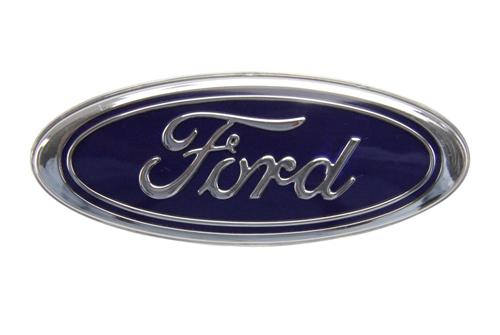 SVT Lightning Tailgate Ford Oval Emblem (99-04) - Picture of SVT Lightning Tailgate Ford Oval Emblem (99-04)