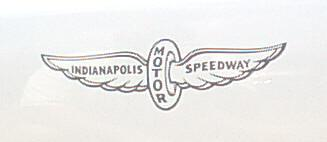 Mustang Pace Car Indy Wing Decals Black (1979)