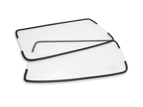Mustang Headlight Covers  Clear  (85-86) GT