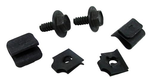 79-85 MUSTANG FAN SHROUD HARDWARE KIT