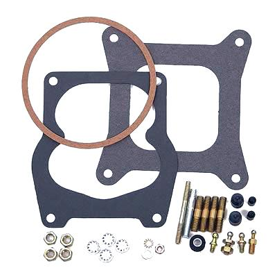 Holley Carburetor Install Kit - Picture of Holley Carburetor Install Kit