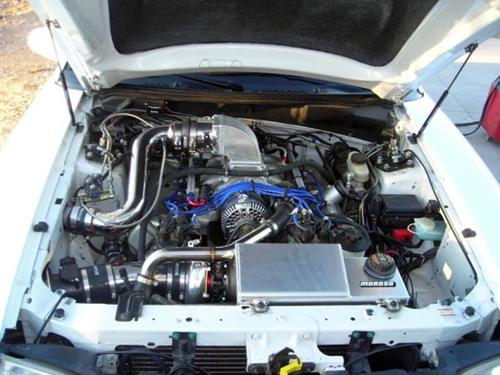 Hellion Mustang Single Turbo Kit (96-98) GT 4.6 L