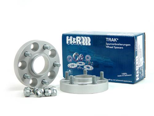 H&R Mustang Trak+ Wheel Spacers - 25mm (79-14) 5065705 - H&R Mustang Trak+ Wheel Spacers - 25mm (79-14) 5065705